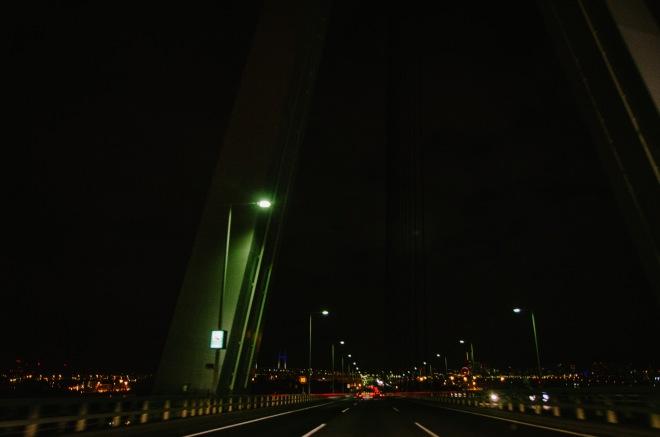横浜へ突入〜!