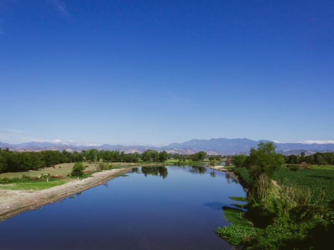 レンパ川(Rio Rempa)